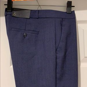 Banana Republic Avery Pant in Navy